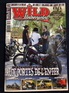 WILD MOTORCYCLES♪